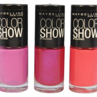 Set 3 Lac de unghii Maybelline Color Show Colorama 04