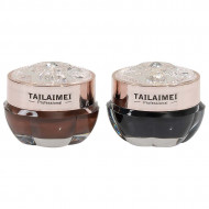 Set tus de ochi Tailaimei Eyeliner The New Upgrade Gel Black & Brown