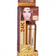 Spray Fixare Machiaj Kiss Beauty Cinema Gold 24K