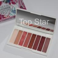Trusa farduri 8 culori Febble eyeshadow palette ombretto 01
