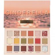 Trusa farduri de ochi Kiss Crown, Cinderella, 18 culori