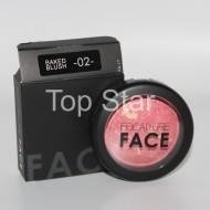 Fard de obraz iluminator Focallure Face Baked Blush 02
