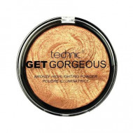 Iluminator Technic Get Gorgeous Highlighting Powder 24CT Gold