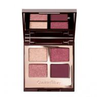 Paleta 4 fard pleoape Charlotte Tilbury Luxury Palette Mesmerising Maroon