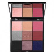 Paleta fard de ochi Loreal X Karl Lagerfeld, 9 culori