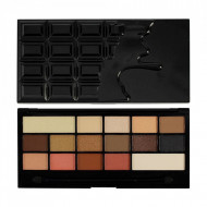 Paleta farduri de ochi Makeup Revolution I Heart Makeup Chocolate Vice