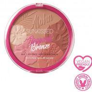 Pudra bronzanta iluminatoare Sunkissed Tropical Bronze Highlights