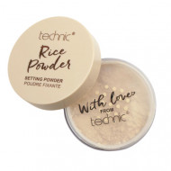 Pudra fixare machiaj Technic Rice Powder Setting Powder