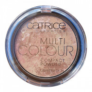 Pudra matifianta Catrice Multi Colour Lighter Skin, Nuanta 010 Rose Beige