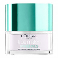 Pudra translucida matifianta L'Oreal Paris True Match Minerals Transparent