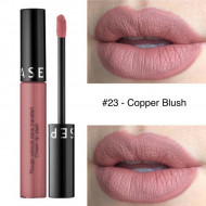 Ruj de buze rezistent la transfer Sephora Cream Lip Stain 23 Copper Blush