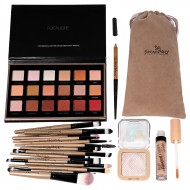 Trusa Machiaj, Makeup, 6 produse
