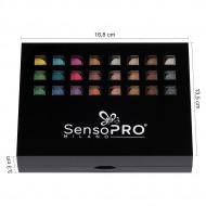 Trusa machiaj multifunctionala SensoPRO, 78 culori