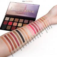 Trusa machiaj Qibest Magic Castle 01