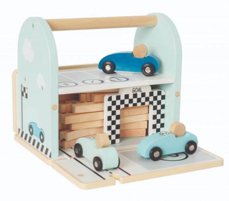 Pista de masini din lemn, JaBaDaBaDo