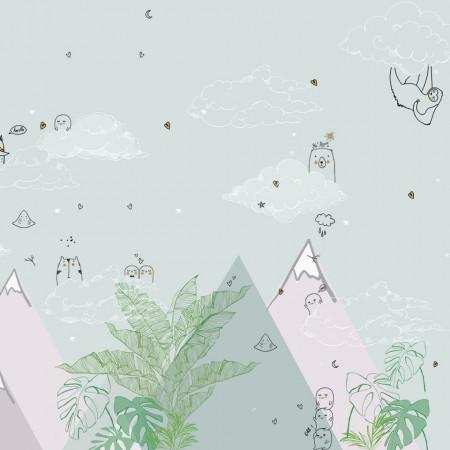 Tapet- mountain