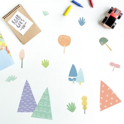 Sticker Not A Wild Forest