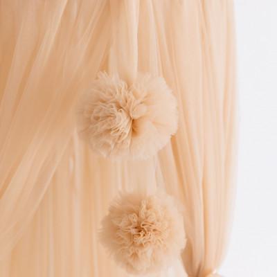 Baldachin Cream Beige- Puff Line
