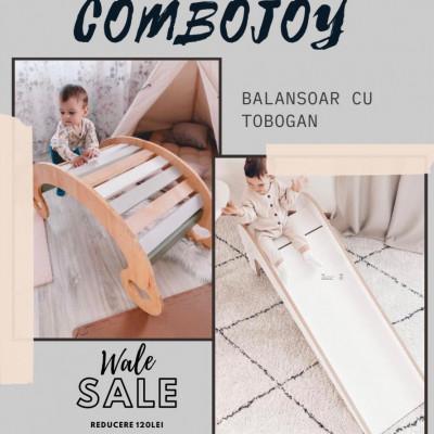 COMBOJOY - TOBOGAN+ BALANSOAR