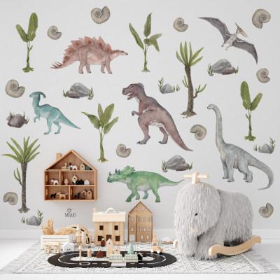 Stickers Dinosaurs