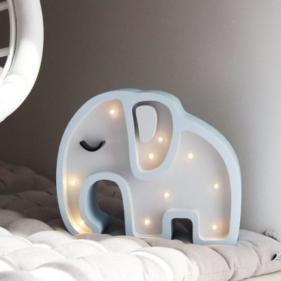 LAMPA DE VEGHE ELEPHANT