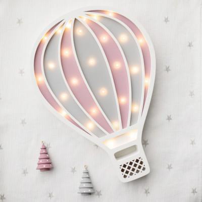 LAMPA DE VEGHE PINK BALLON