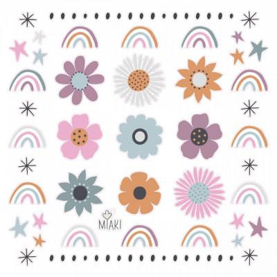 Stickers Flowers
