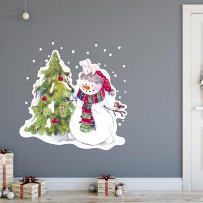 Sticker Big Frosty