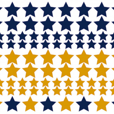 Stickere Night Stars