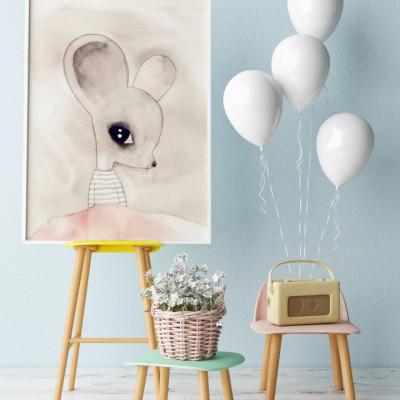 Tablou Shy Mouse