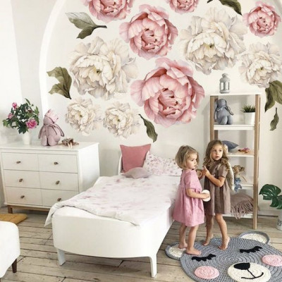 SET BUJORI ROZE WHITE