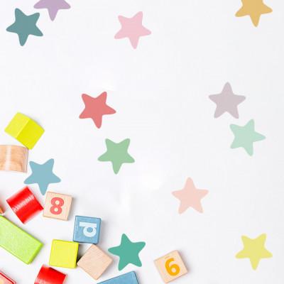 Sticker Cute Stars