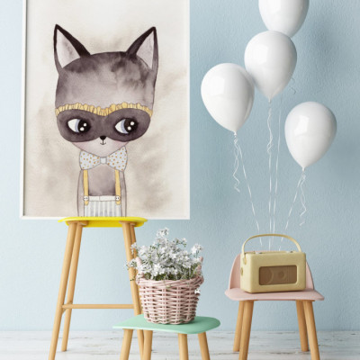 Tablou Peaky Cat