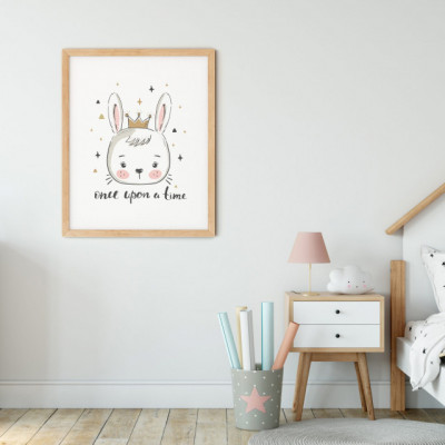 Tablou Princess Rabbit