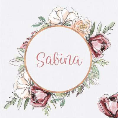Tablouri Name in Roses