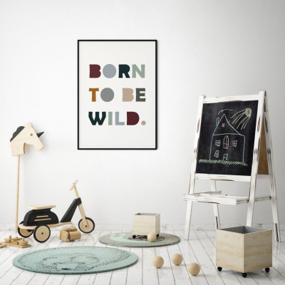Tablou Born to be Wild