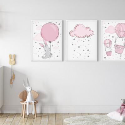 Tablouri Pink and Blushy