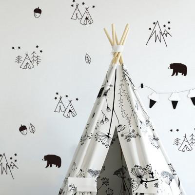 Sticker Tents