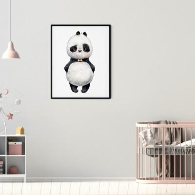 Tablou Cute Panda