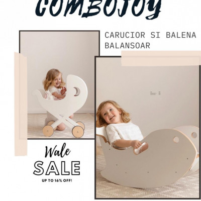 COMBOJOY - CARUCIOR SI BALANSOAR