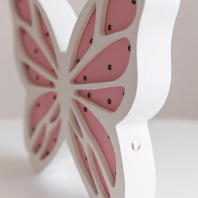 Lampa de veghe fluture