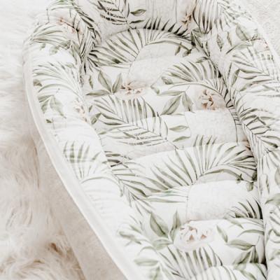 Reversible Babynest Jungle