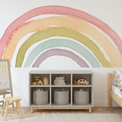 Sticker Big Rainbow