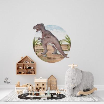 Sticker Dino Tyrannosaurus Rex