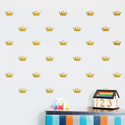 Sticker Golden Crowns