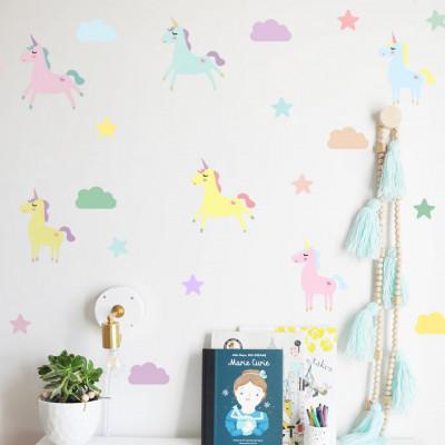 Sticker Unicorns