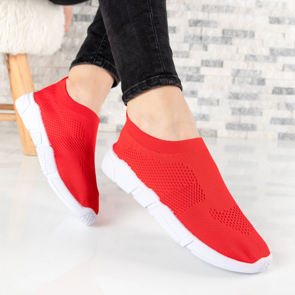 "Pantofi Sport ""MireaFashion"" Cod: E-223 RED (M4)"
