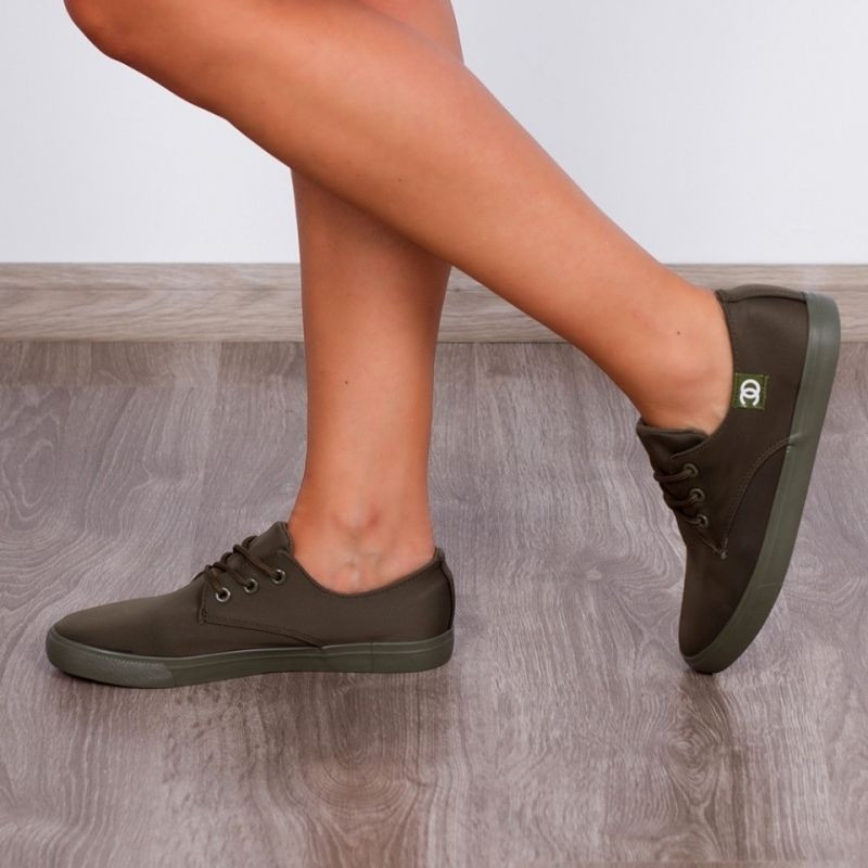 "Tenisi ""MireaFashion"" Cod: H2113 Army Green (O11)"