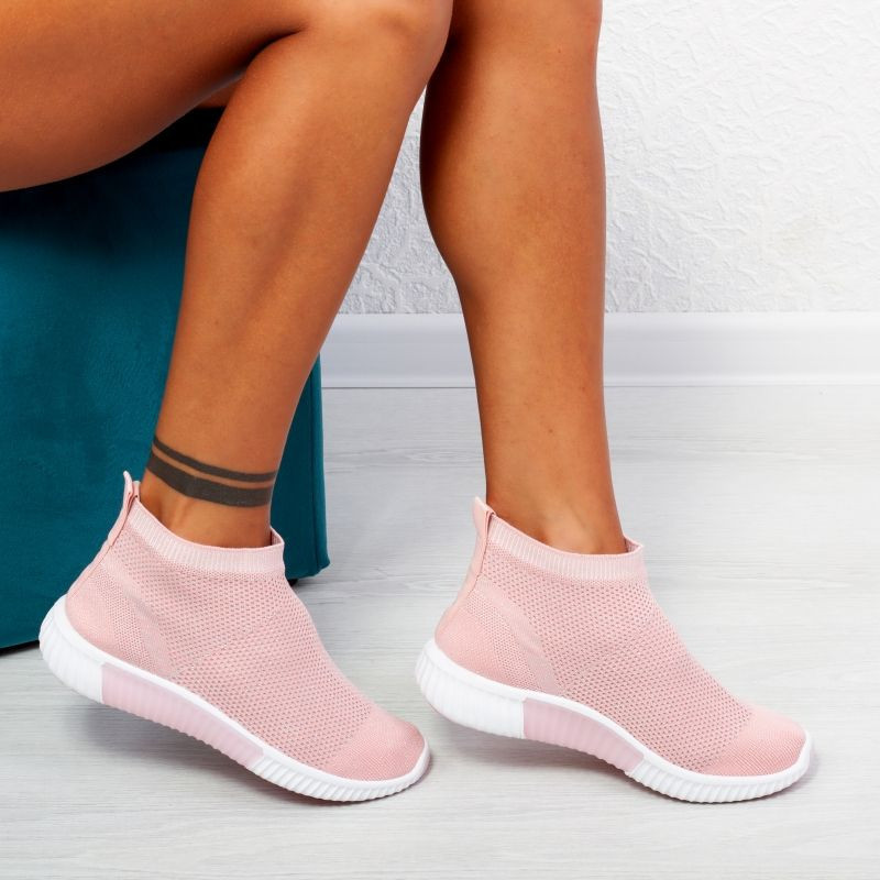 "Sneakers ""MireaFashion"" Cod: 81013-3 PINK (S13)"