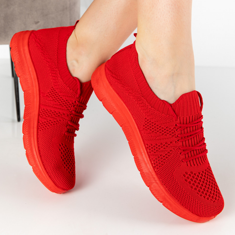 "Pantofi Sport ""MireaFashion"" Cod: BH5018-6 RED (H14)"